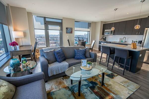 Compass Furnished Apartments - VIA Seaport
