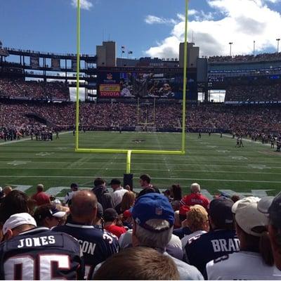 Patriots Game - Gillette Stadium