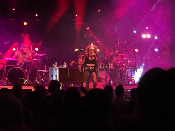 grace potter at Orpheum